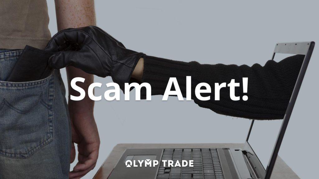 Olymp Trade hạn chế số tiền vào lệnh của người chơi