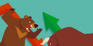 Chiến thuật chơi quyền chọn tại sàn IQ Option với mô hình nến Bearish Engulfing kết hợp với kháng cự